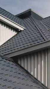today s residential metal roofing is made to look exactly like