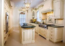 Incredible Kitchen Luxury Traditional Design With Hood And Elegant Luxurious