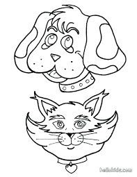 Realistic Lab Dog Coloring Pages Cat Page Bulldog To Print Breed Full Size
