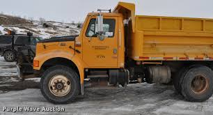 1995 International 4700 Dump Truck | Item L5155 | SOLD! Marc...