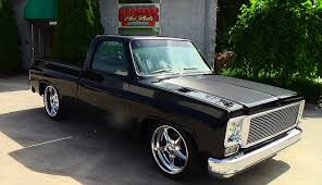 Excellent Video Of 77 Chevy C-10 Street Truck Griffey's Hot Rods And ...