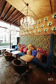 Lovely Boho Style Cafe