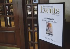 Local author featured at Barnes & Noble book signing