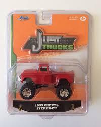 100 Just Trucks Amazoncom JADA JUST TRUCKS 1955 CHEVY SIDESTEP 2015 WAVE 8 Toys