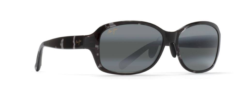 Maui Jim Koki Beach Sunglasses - Black Grey Tortoise