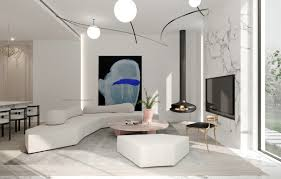 100 Interior Modern Homes Dramatic Marble Accents In 3 By Shexia Space Design