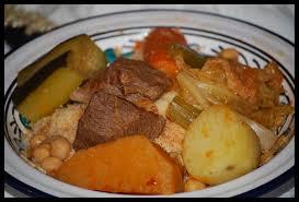 cuisine juive tunisienne recette du couscous tunisien juste1kif