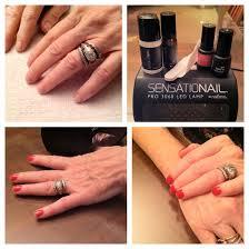 Sensationail Led Lamp Walmart by Alex U0027s Diy Sensationail At Home Gel Manicures Beauty Banter