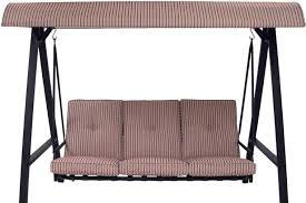 Patio Swing Sets Walmart by Replacement Cushions For Ourdoor Patio Furniture Sets The