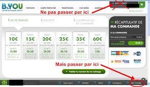 carte de credit dans les bureaux de tabac recharge offre carte prépayée b you forum lesmobiles com