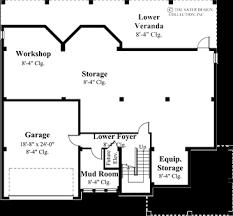 Chateau Floor Plans Home Plan Chateau Sur Mer Sater Design Collection