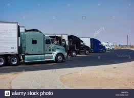 Big Rig Trucks Parked At Rest Area. California. USA Stock Photo ... Bc Big Rig Weekend 2009 Protrucker Magazine Canadas Trucking Usa Pack V10 Trucks Farming Simulator 2017 17 Mod Ls Fs Heavyduty North Carolina Competiveness Can History Repeat Itself With Truck Capacity Desi Military Intertional Thailand General Wars And Conflict Punjabi Drivers In Canada Lovers Youtube Media Rources Uptime Express Volvo Daf In White Hd Wallpapers Latest Cars Models Collection Pickup Sold Usa Elegant Ford S New Super Duty The
