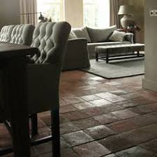 squared terracotta tiles floor country home dve蝎e ven