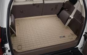Weathertech Floor Mats Nissan Xterra by Nissan Xterra Cargo Mat Cargo Area Protection