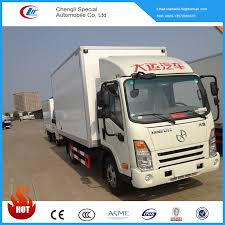 100 Cng Truck For Sale New Dayun 4x2 125 Hp Ing Engine Van Lorry Vehicle Buy