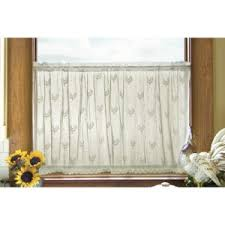 Amazon Lace Kitchen Curtains by Rooster Kitchen Curtains Shop Everything Log Homes
