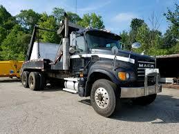 100 R Model Mack Trucks For Sale 2004 MACK GANITE CV713
