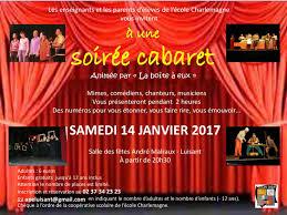 soiree cabaret luisant spectacles eure et loir 14 janvier 2017
