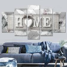 5 pcs leinwand wandbild leinwandbild kunstdruck wohnzimmer