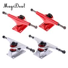 2pc 5 Inch Skateboard Truck Aluminium Magnesium Alloy Cruiser ... Amazoncom Bear Grizzly 852 181mm Skateboard Trucks Set Of 2 Drawn Skateboard Truck Pencil And In Color Drawn Paris V2 180mm Matte Red Original Skateboards Ipdent All Sizes 1239149215 Legacy Skate Store Film 525 Raw Truck Welcome 144 Silver Thunder Team Edition 7 Sizes Rampworx Shop Stage 11 Pro New Indy Pair Wwwmiddleageshredcom View Topic Royal The Declaration Sizing Up