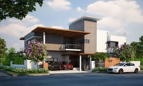 100 Architects In Hyd Symphony Park Homes 3 BHK Dependent HouseVilla For