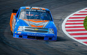Timmy's Blog: Gateway Motorsports Park NASCAR Camping World Truck ...