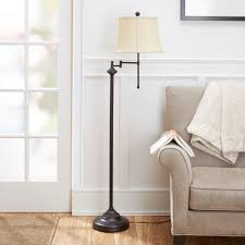 Swing Arm Curtain Rod Walmart by Better Homes And Gardens 59