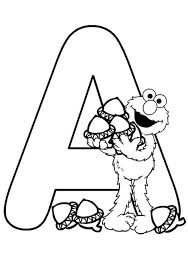 25 Alphabet Coloring Pages Your Toddler Will Love
