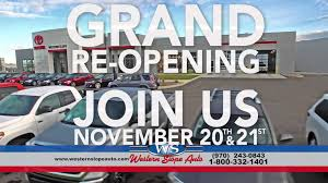 Western Slope Auto Grand Re-Opening! - YouTube Craigslist Semi Trucks For Sale Alburque Petite Peterbilt Winch 101415 Auto Cnection Magazine By Issuu Western Slope Cars And Truck By Owner Best Image Of Car 2017 2016 Nissan Titan Xd Its Good Enough To Make You Reconsider Your Gorgeous San Jose Refighter Suspected Of Molesting Boy Sfgate Quality El Paso Rvs At 24990 Could This 2000 Bmw M5 Touring Be An Estate Thatll Sell Craigslist Grand Opening Youtube Unusual East Tx Heavy