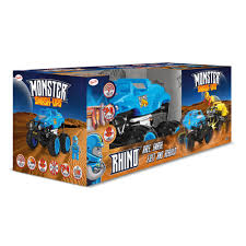 Monster Smash Ups Rhino RC Monster Truck - £35.00 - Hamleys For Toys ...