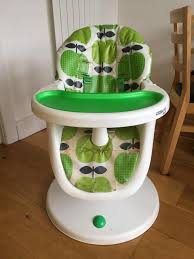 100 Frog High Chair 3sixti Cosatto High Chair Apple In Bournemouth Dorset Gumtree