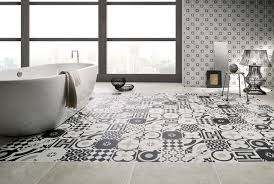 Tierra Sol Tiles Calgary by Fioranese Cementine Black U0026 White Bathroom Calgary By Tierra