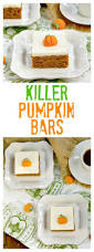 Pumpkin Cake Paula Deen by Best 25 Pumpkin Bars Ideas On Pinterest Easy Pumpkin Bars Easy