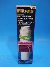 Filtrete Under Sink Water Filter by Filtrete Water Filter Ebay