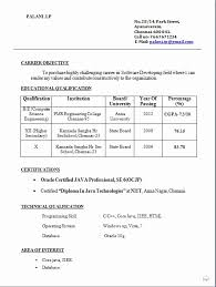 Resume Format For Diploma Mechanical Engineers Freshers Pdf 23 Recent Engineering Beautiful