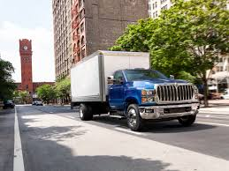 Reviewing 2018's Medium And Heavy-duty Truck Test Drives
