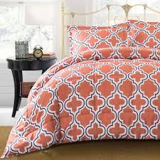 Orange forter Sets For Less