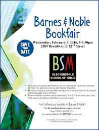 News Spotlight Barnes & Noble Bookfair Fundraiser