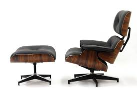 Furniture: Luxury Eames Recliner For Contemporary Lounge ... Eames Lounge Chair Ottoman Replica Aptdeco Black Leather 4 Star And 300 Herman Miller Is It Any Good Fniture Modern And Comfort Style Pu Walnut Wood 670 Vitra Replica Diiiz Details About Palisander Reproduction Set