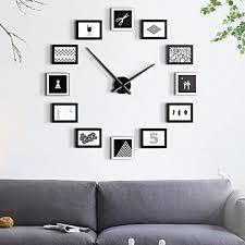 zjf ml moderne minimalistischen wohnzimmer wanduhr großes foto wanduhr uhr uhr uhr ruhige persönlichkeit quarz