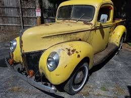 1 Owner 1940 Ford Pickup Truck Barn Find Project | Barn Finds For ... 1940 Dodge Truck Hot Rod Network Ford Pickup Mostly Completed Project Ruced To 100 The 1941 Coe Pickup Ready For Road With V8 Flathead Barn 2 Door Sedan For Sale 1936 Craigslist Another Cars Logs Find Restored Panel Delivery Willys Muscle Cars Sale Pinterest Pk 12 Ton New Parts Chevrolet Pickups Vintage Unique 1940s Trucks Motif Classic Ideas Boiqinfo Vintage C O E Www