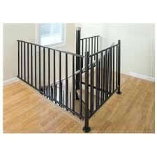 Case Glass Stair Railing Kits Uk Interior Oak - Lawratchet.com Wrought Iron Railing To Give Your Stairs Unique Look Tile Glamorous Banister Railings Outdbanisterrailings Astounding Metal Unngmetalbanisterwrought Deckorail 6 Ft Redwood Rail Stair Kit With Black Alinum Banister Interior Kits And Kitchen Design Glass Staircase Railings Types Designs Modern Lowes Spindles Indoor Ideas Decorations Interior Kit Lawrahetcom Model Remarkable Picture