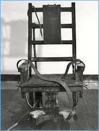 execution chaise electrique chaise electrique prison de sing sing execution 2k3 chaise