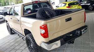 100 Tundra Truck Accessories LCT Lift Outfit A 2017 Quicksand YouTube
