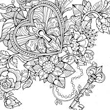 Colouring Pages On Behance F Dibujos 05 그리기 젠탱글 Y