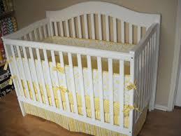 Yellow Crib Bedding