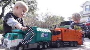 Childrens Toy Garbage Trucks - Playing With Toy Bruder And Tonka ... Disney Pixar Cars Lightning Mcqueen Toy Story Inspired Children Garbage Truck Videos For L Kids Bruder Garbage Truck To The Trash Pack Series Toys Junk Playset Video Review Trucks For With Blippi Learn About Recycling Medium Action Series Brands Big Orange At The Park Youtube Toy Battle Jumping Ramps Best Toys Photos 2017 Blue Maize Zach The Side Rear Loader Car Rubbish Removal Video For Kids More Of Mattels Stinky Stephanie Oppenheim