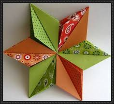 How To Make A Scrapbooking Star Paper Craft