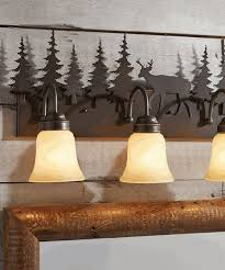 Rustic Vanity Light Fixtures Add Grace And Warmth To Your Room