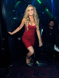 Carmen Electra At Light Nightclub In Las Vegas Celebzz Celebzz
